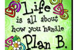 do you have a plan b? #myfriendalexa