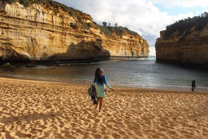 DocDivaTraveller: Last Part Of The Great Ocean Road, Australia