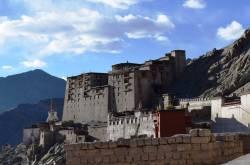 Dussera and the Leh Palace