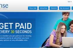 earn daily free money with clixsense
