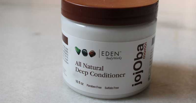 EDEN All Natural Deep Conditioner Review