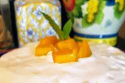 Easy Fresh Mango Cake