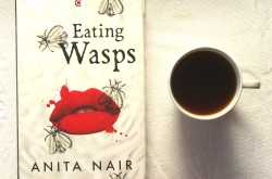 eating wasps by anita nair: stories of strong but flawed women painted with desire