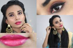 Eid Makeup 2018 | Makeup Under Rs 500 | Affordable Makeup Kit for Beginners - FIVE FEET FIVE