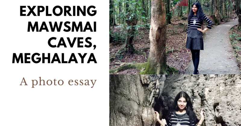 Exploring The Mawsmai Caves, Meghalaya