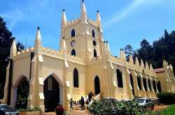 famous churches in ooty