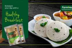 farmveda! choose healthy and support the farmers of india
