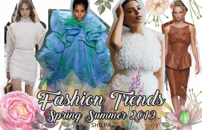 Fashion Forecast 2019 Spring Summer: Runway, Celeb, Insta Trends