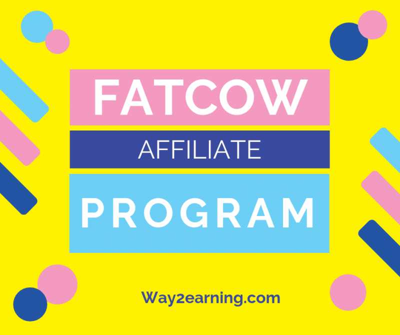 Fatcow Affiliate Program Review : Refer Customers And Earn
