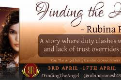 Finding The Angel: Interview with the author, Rubina Ramesh