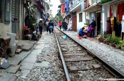 Finding the Train Street in Hanoi, Vietnam (With Location on Map)