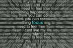 Focus in the era of Technology