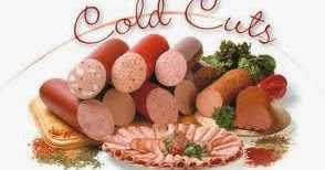 Food Humor - Cold Cuts