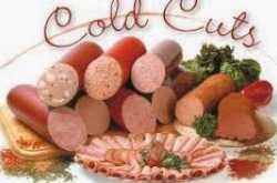 food humor - cold cuts