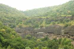 From the Ruins of - Ajanta Caves