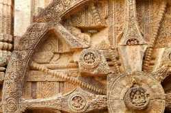 From the Ruins of - Sun Temple of Konark