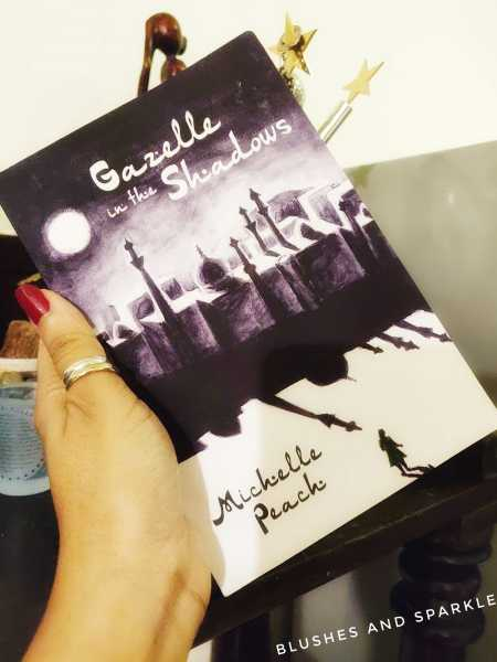 Gazelle In The Shadows By Michelle Peach - Book Review