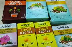 girnar green tea, instant premix and infusion review