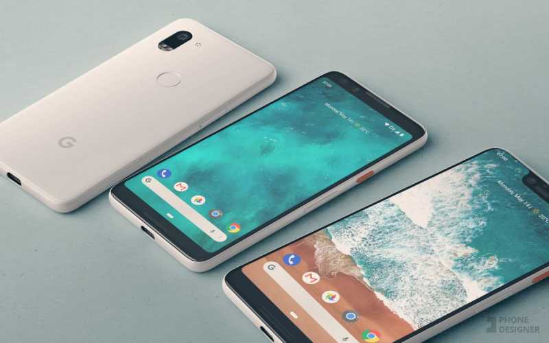 Google Pixel 3 Specifications Leaked On Reddit, No Notch On Display | GarimaShares
