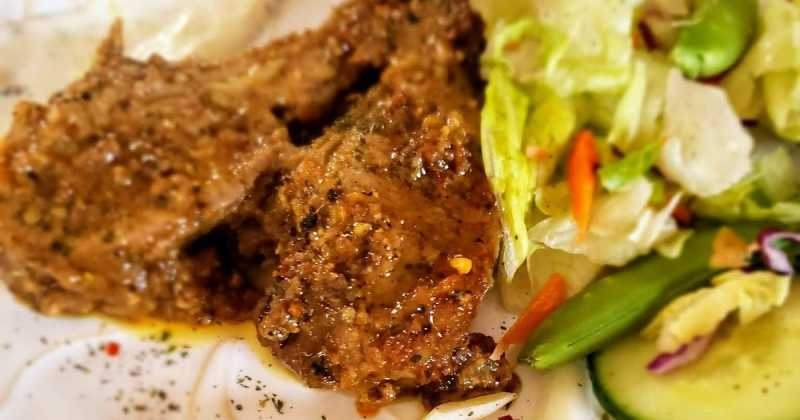 Grilled Lamb Chops With Indian Spices