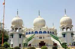gurudwara iccha purak dham @ ambala - a shrine in the memory of baba deep singh ji