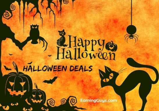Halloween Internet Marketing Deals (Great Halloween Deals 2018)