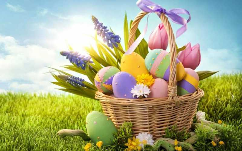 Happy Easter 2018 Wallpapers HD Egg Images Wishes
