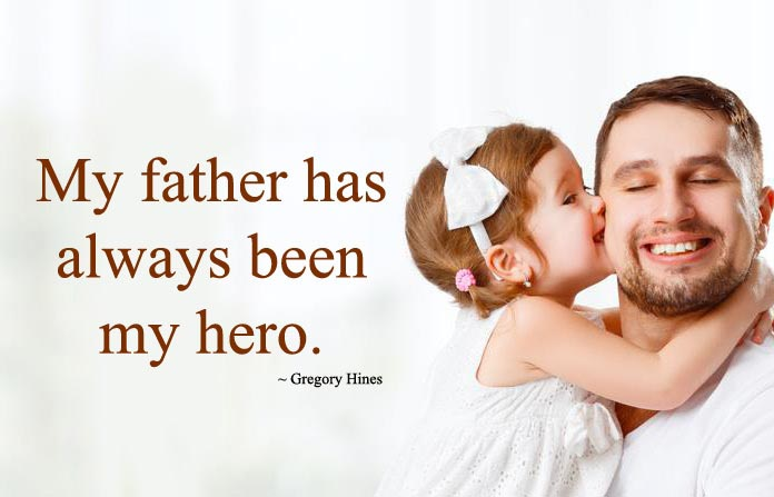 Rishi Raj Blogs Happy Fathers Day Quotes From Daughter Short Status