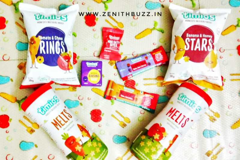 Healthy After School Snacks That Kids Will Love - Timios Snacks Review - ZenithBuzz