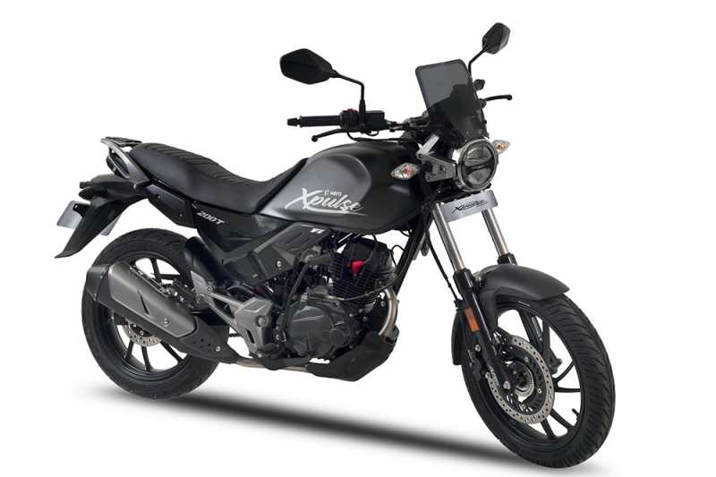 Hero XPulse 200T Motorcycle Unveiled; To Be Launched In 2019