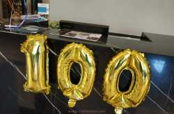 hilton celebrates 100 years - theheebee