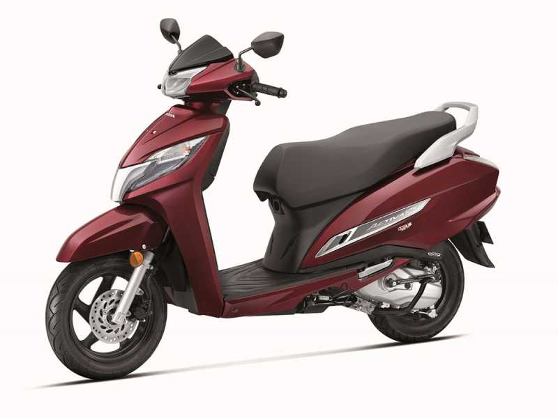 Honda Activa 125 BS6 Unveiled With Silent Start System