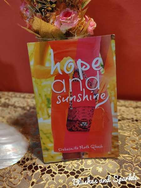 Hope And Sunshine By Debasmita Nath Ghosh - Book Review