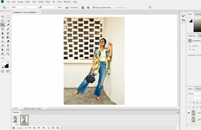 How To Make An Animated GIF In Adobe Photoshop   GarimaShares