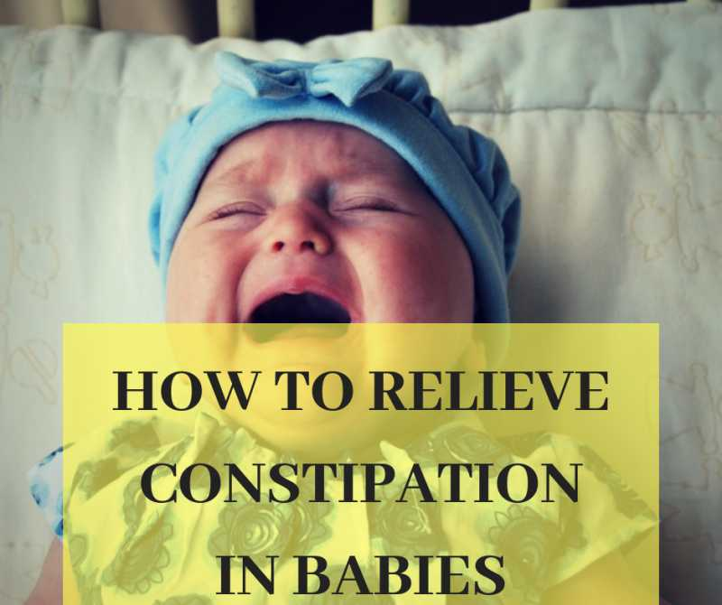 How To Relieve Constipation In Babies And Kids - Proven Home Remedies   Little Duniya