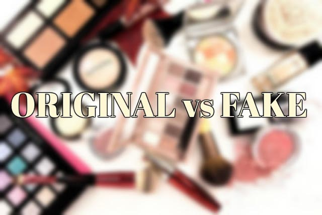 How To Spot The Difference Between Real And Fake Makeup And Beauty Products