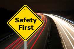 how to drive safe?