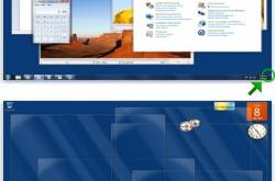 How to Enable Peek feature in Windows 7