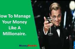 How to Manage Your Money Like a Millionaire - MoneyPedals