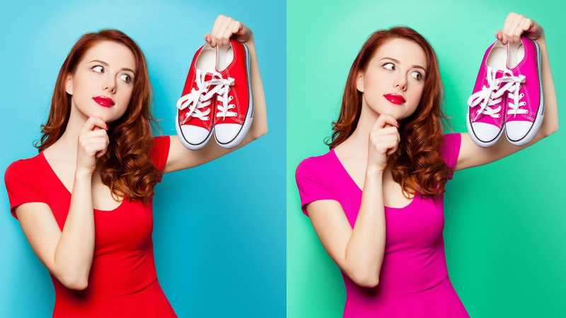How To Change Any Color In Under 5 Minutes On Adobe Photoshop | GarimaShares