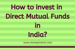 How to invest in Direct Mutual Funds in India? - MoneyManch