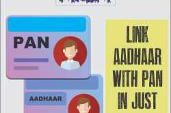 How to link Aadhar Card with PAN Card online in just 3 steps