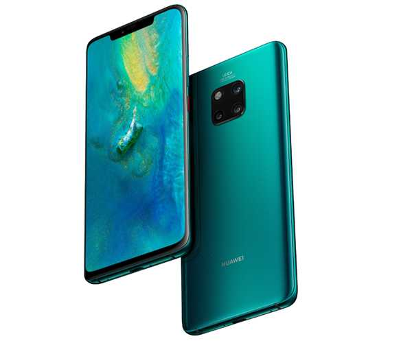 Huawei Mate 20 Pro With Triple Rear Camera Launched In India At Rs. 69,990   TechnoArea