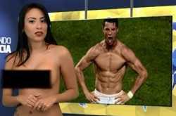 I had sex with Cristiano Ronaldo:Daniella Chavez