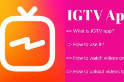 igtv instagram video app - what is igtv app and how to use it