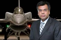 interview: 'the f-16 gives india great leverage in defence diplomacy'