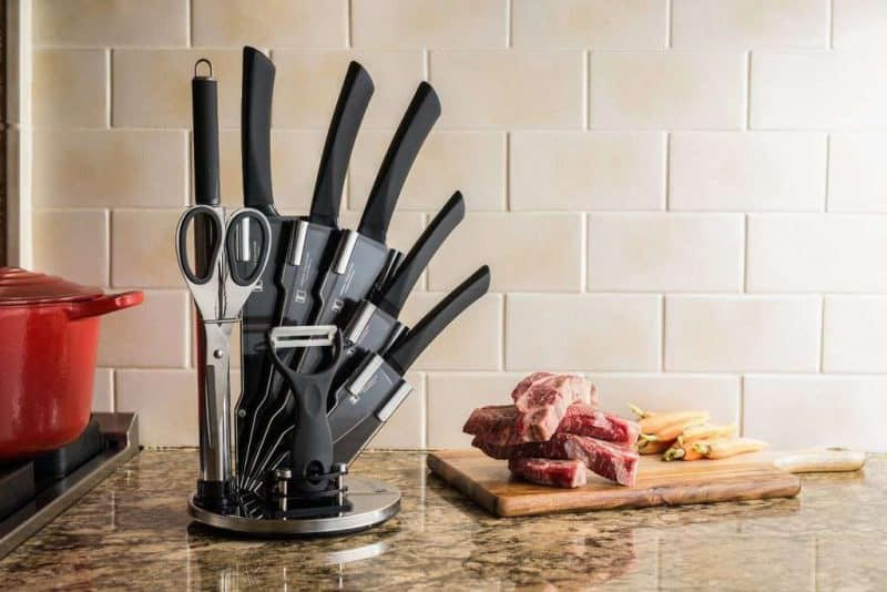 Imperial Collection Professional Kitchenware 9 Piece Set | Campstuffs.com