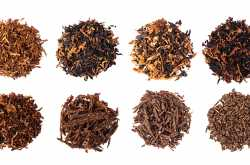 India: World's 2nd largest tobacco producer - types of tobacco grown in the country