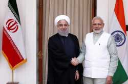 india must support iran not clerics regime