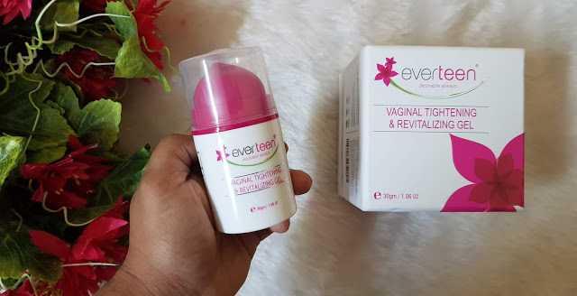 Indian Beauty Network: Everteen Vaginal Tightening & Revitalizing Gel Review!